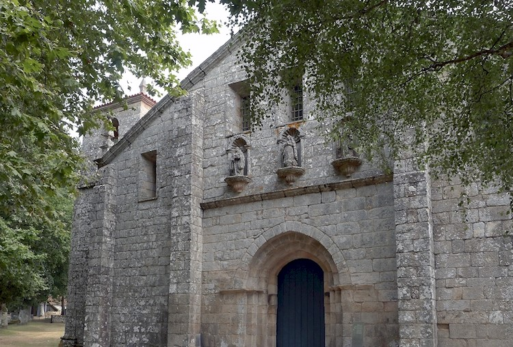 Monastery of Fiães Surroundings