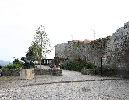 Melgaço Castle